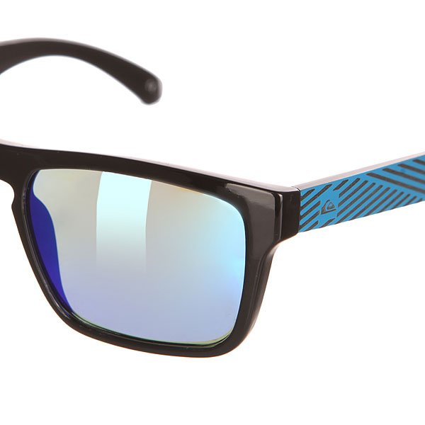 Очки детские Quiksilver Small Fry Black/Blue/Flash