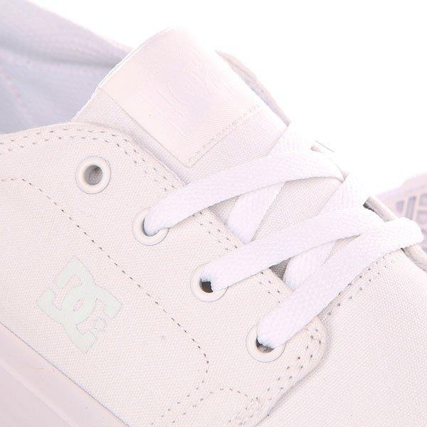 Кеды низкие DC Trase Tx Shoe White
