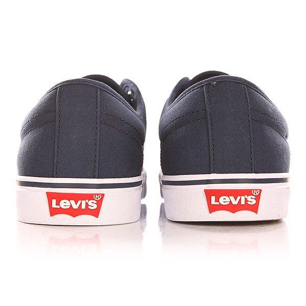 Кеды низкие Levis Porter Navy Blue