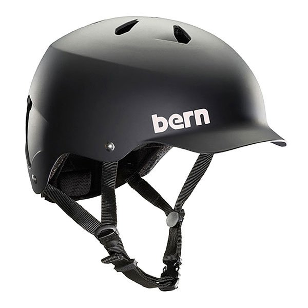 Водный шлем Bern Water Watts Matte Black