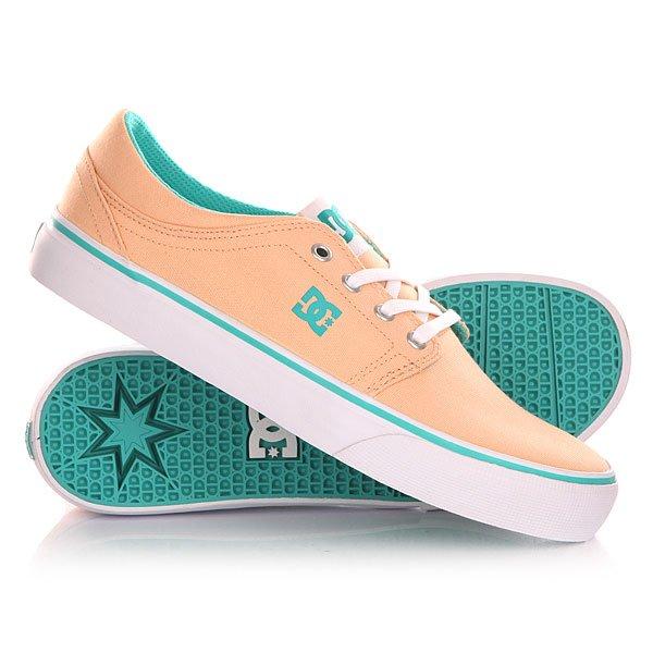 Кеды низкие женские DC Trase Tx Shoe Sand
