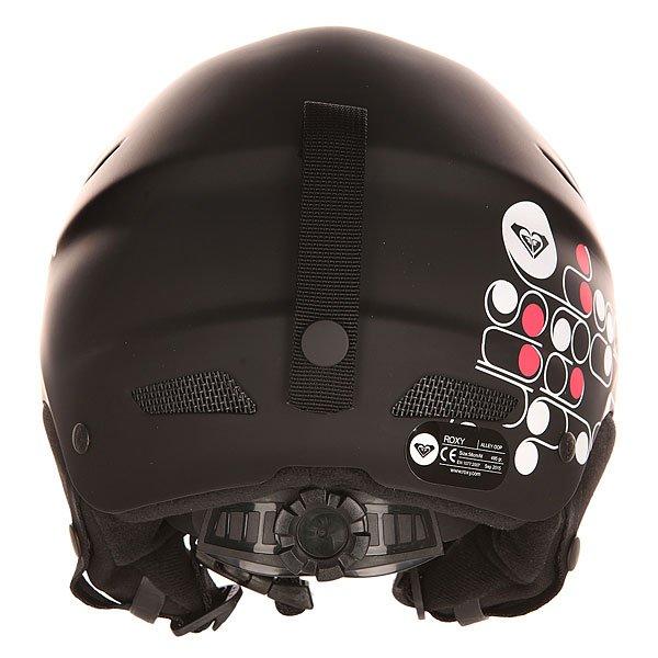 Шлем для сноуборда женский Roxy Alley Oop J Hlmt Anthracite