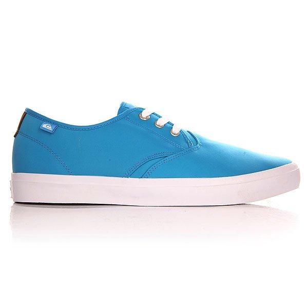 Кеды низкие Quiksilver Shorebreak Nylo Shoe Blue/White