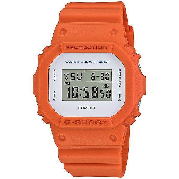 Электронные часы Casio G-Shock Dw-5600M-4E Orange