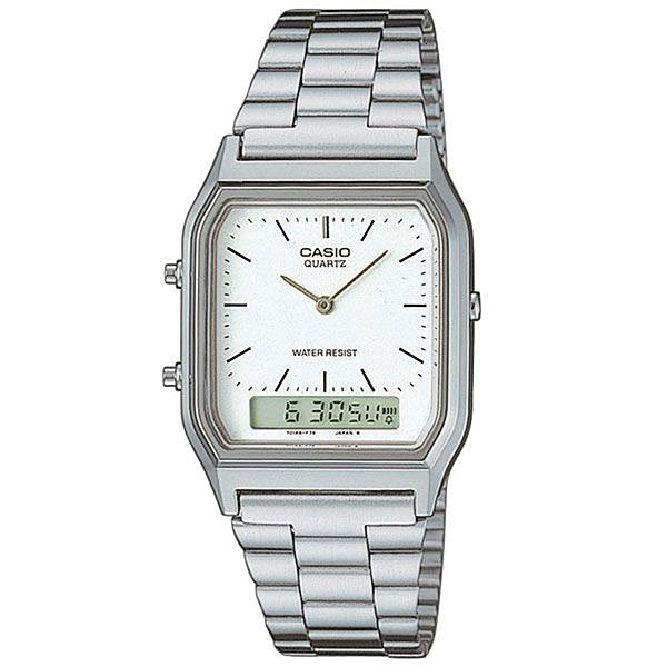 Кварцевые часы Casio Collection Aq-230A-7D Grey