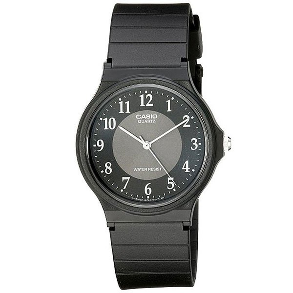 Кварцевые часы Casio Collection Mq-24-1B3 Black