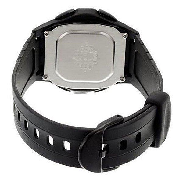 Электронные часы Casio Collection F-200W-1A Black