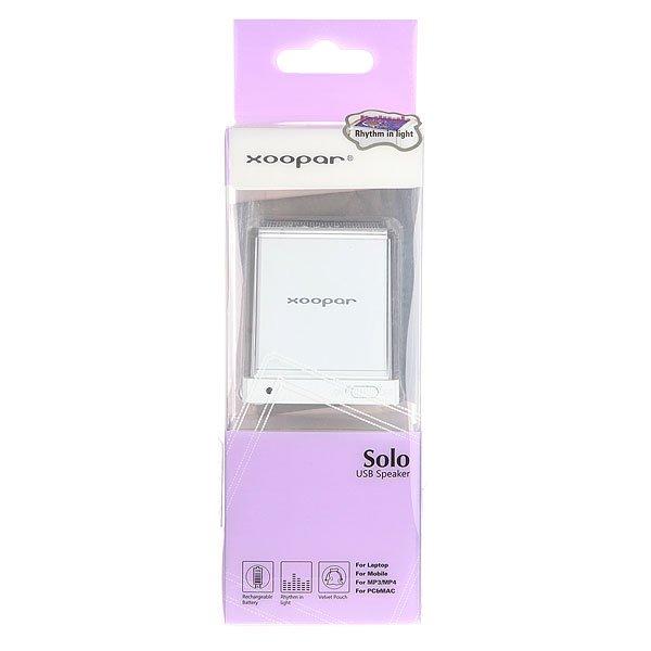Колонка Mr.Best Solo Xp91002 White