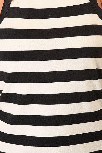 Майка женская Roxy Volcano Kttp Classic Stripe True