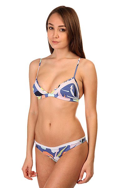 Купальник женский Roxy Fixed Tri/Surfe Noosa Floral Combo