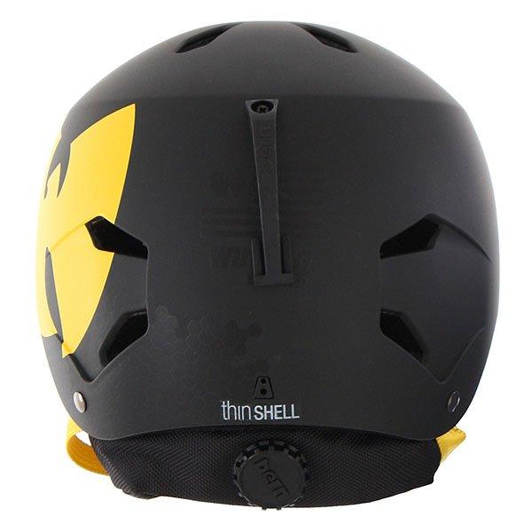 Шлем для велосипеда Bern Bike EPS Macon Wutang Matte Black