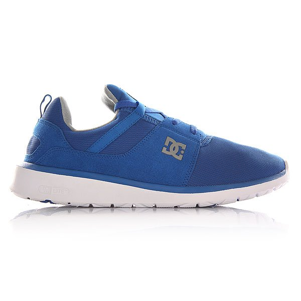 Кроссовки DC Heathrow M Blue/Grey