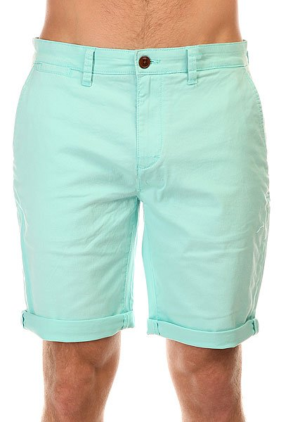 Шорты классические Quiksilver Krandy Chin Short Aruba Blue