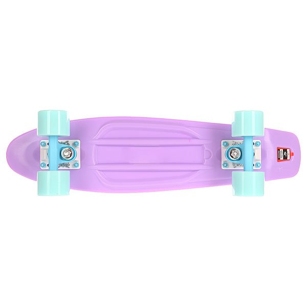 Скейт мини круизер Пластборд Pastel Gum Purple 6 x 22.5 (57.2 см)