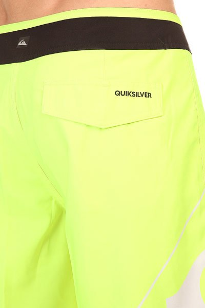Шорты пляжные Quiksilver New Wave Safety Yell