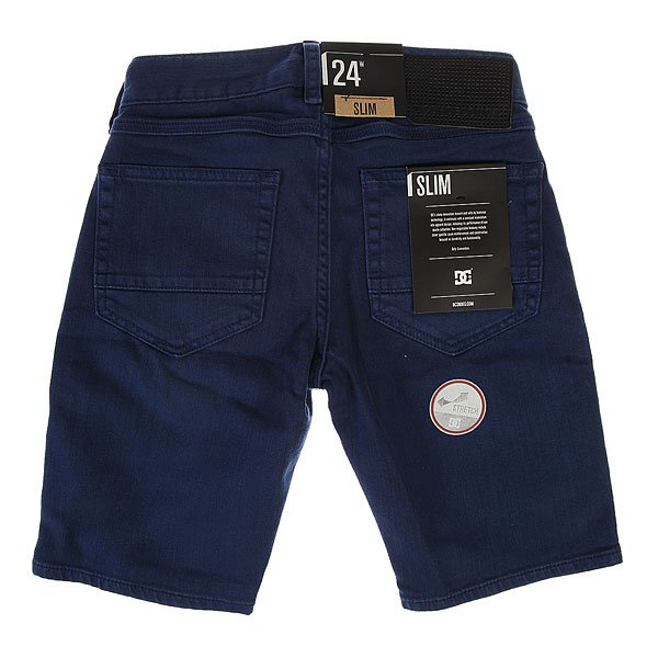 Шорты джинсовые детские DC Col St Jn Sh By Vintage Indigo