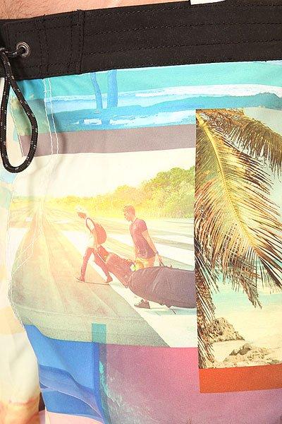 Шорты пляжные Billabong Memo Layback 16 Multico