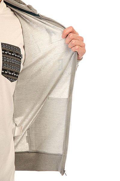 Толстовка классическая Billabong Mast Neutral Grey