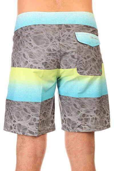 Шорты пляжные Billabong Fade X 18 Neon Lime
