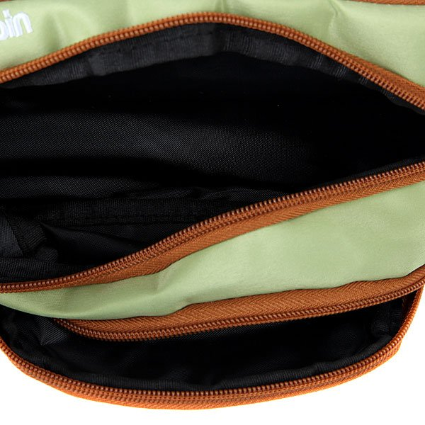 Сумка поясная TrueSpin Wisst Bag F.bottom Pistachio/Brown