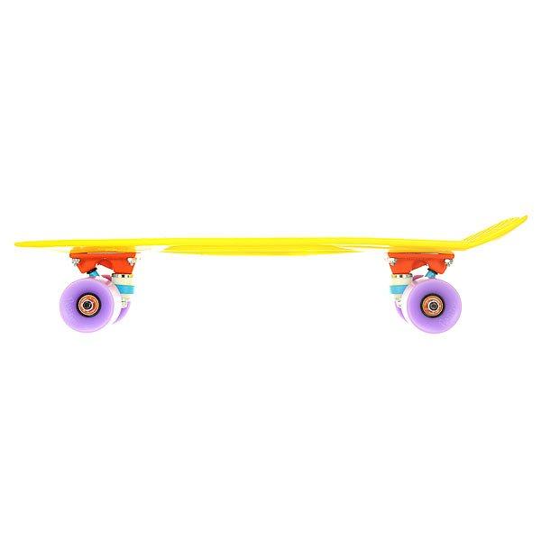 Скейт мини круизер Penny Original 22 Yellow 6 x 22 (55.9 см)