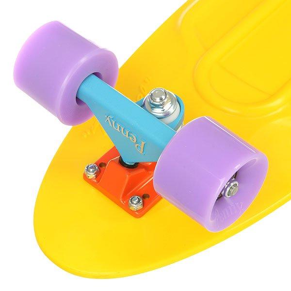 Скейт мини круизер Penny Nickel 27 Yellow 7.75 x 27 (68.5 см)