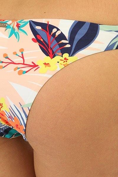 Плавки женские Roxy Knotted Surfer Canary Islands Flora