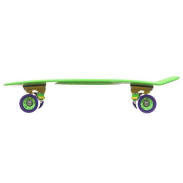 Скейт мини круизер Taste Orboard Green 6 x 22.5 (57.2 см)