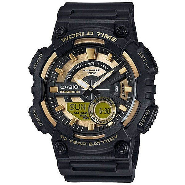Электронные часы Casio Collection AEQ-110BW-9A