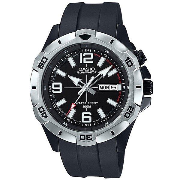 Кварцевые часы Casio Collection Mtd-1082-1a Black/Grey