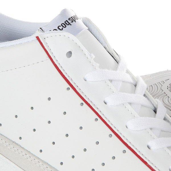 Кеды низкие Le Coq Sportif Saga Comp Lea Optical White/Cobalt
