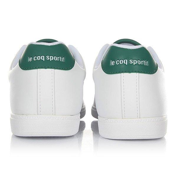Кроссовки Le Coq Sportif Courtone Syn Lea Optical White