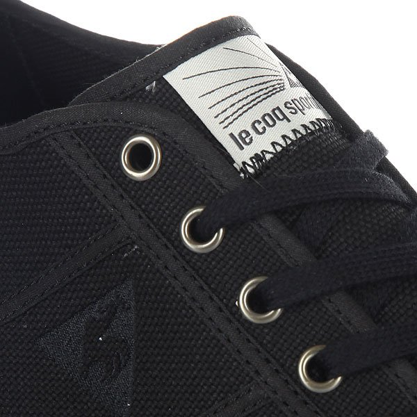 Кеды низкие Le Coq Sportif Worker+ Cvs Black