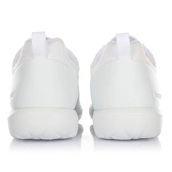 Кроссовки женские Le Coq Sportif Dynacomf Iridescent Optical White