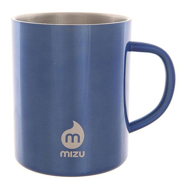 Кружка Mizu Camp Cup Mizu Life Blue Steel Le