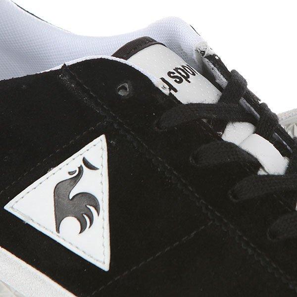 Кеды низкие Le Coq Sportif Foot Origin Suede Black