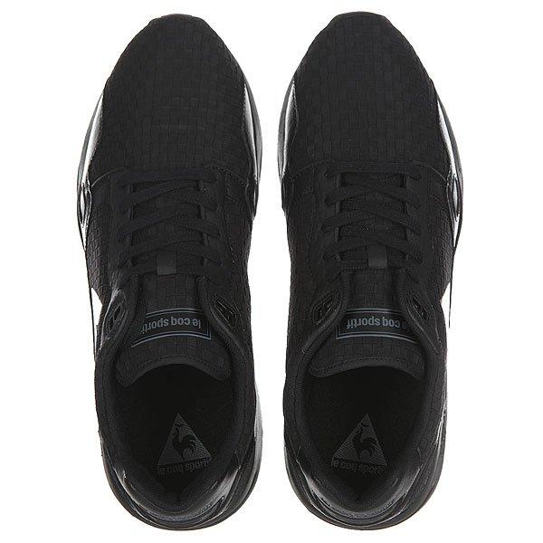 Кроссовки Le Coq Sportif Lcs R900 Woven Black