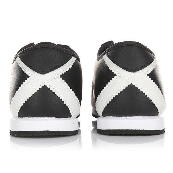 Кроссовки женские Le Coq Sportif Wendon W Lea / Suede Black/White