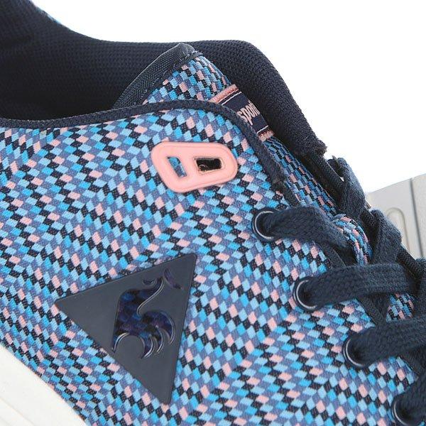 Кроссовки женские Le Coq Sportif Lcs R950 W Jacquard Dress Blue Atol