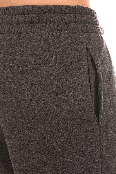 Штаны спортивные Le Coq Sportif Pant Bar Regular Unbr Dark Heather Grey
