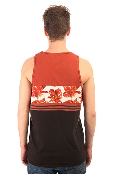 Майка Billabong Brotanicle Tank Burnt Orange