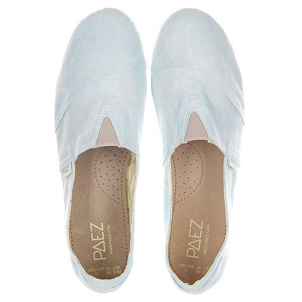 Эспадрильи Paez New Classic Eva Soft Washed Denim-0037