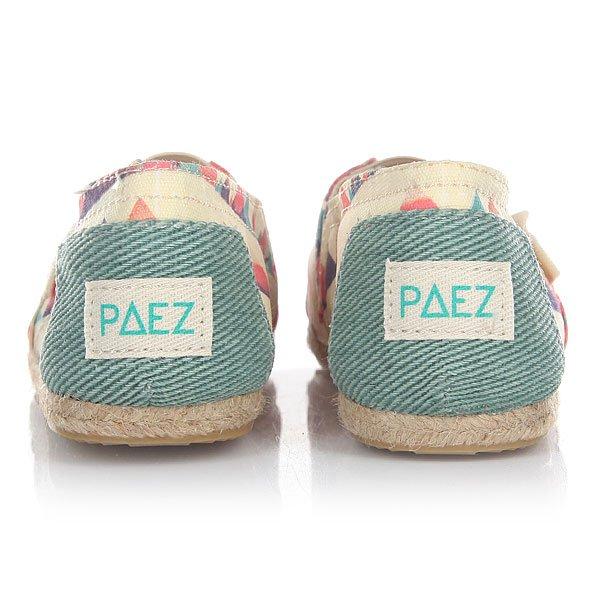 Эспадрильи детские Paez Raw Mini Petri-0048