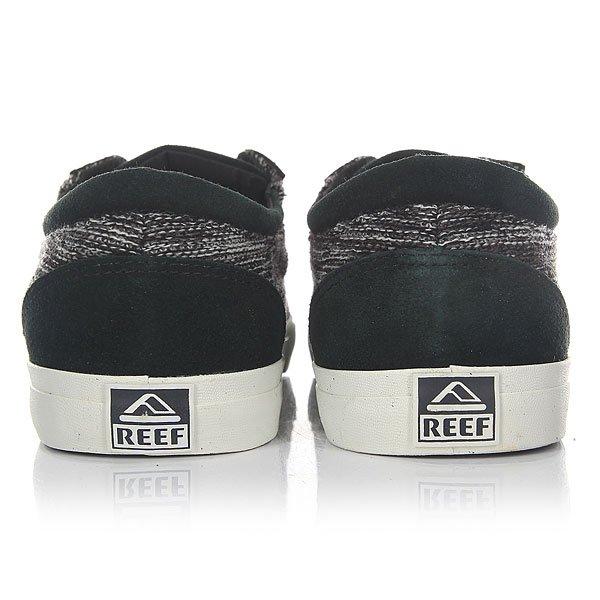Кеды низкие Reef Ridge Premium Heathered Black
