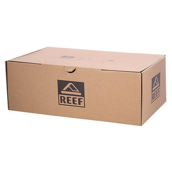 Кеды высокие Reef Rover Mid Fgl Black/Aluminum