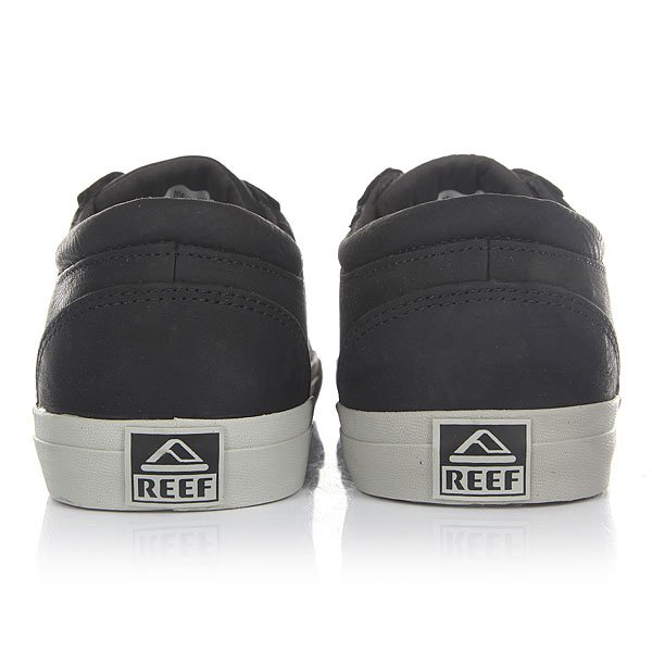 Кеды низкие Reef Ridge Lux Black