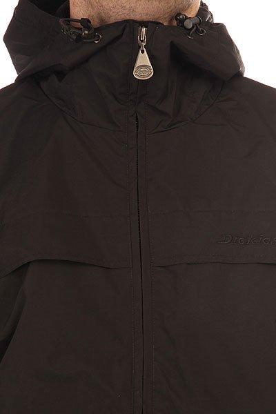 Ветровка Dickies Brakes Full Zip Hooded Jacket Black