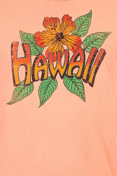 Футболка Lost Vintage Hawaii Pink