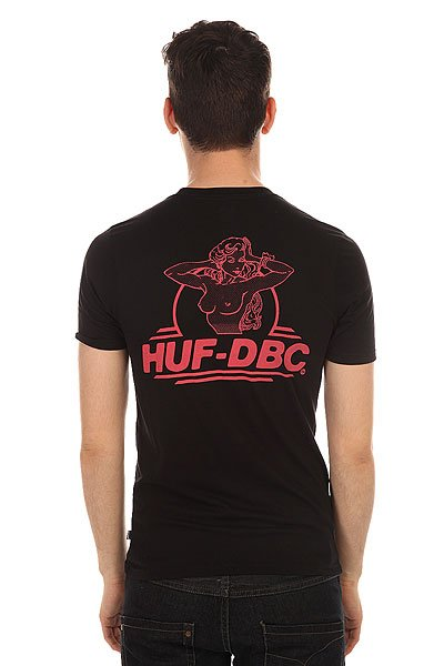 Футболка Huf Veronica Tee Black