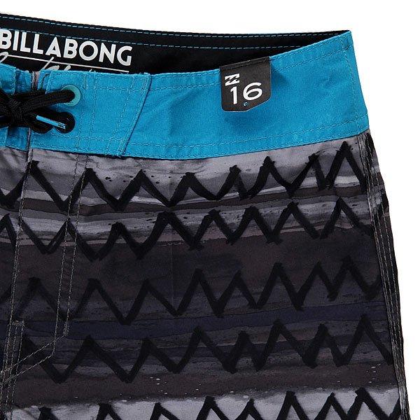 Шорты пляжные детские Billabong An Zigzag 15 Black